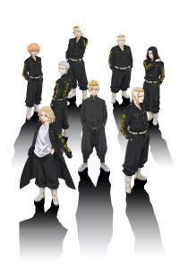 ซีรี่ย์อนิเมะญี่ปุ่น Tokyo Revengers
