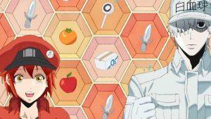 ซีรี่ย์อนิเมะญี่ปุ่น Cell at work !