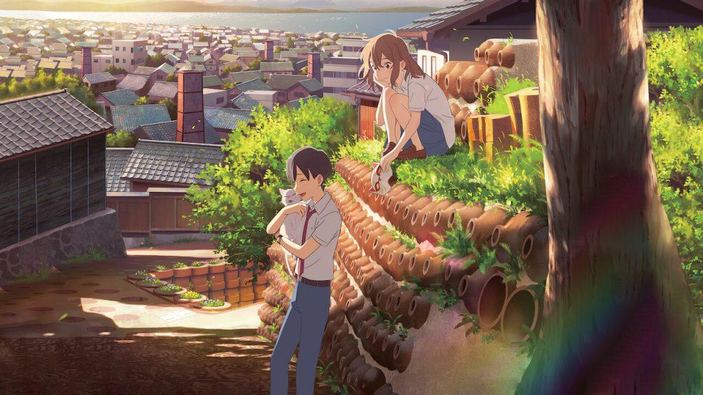 หนังอนิเมะญี่ปุ่น A Whisker Away
