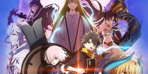 ซีรี่ย์อนิเมะญี่ปุ่น Fate Grand Order